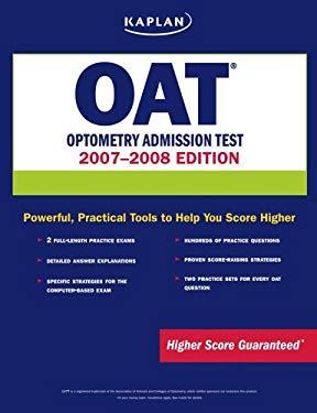 Kaplan OAT 9781419551260