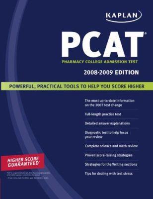 Kaplan PCAT 2008-2009: Pharmacy College Admission Test 9781419551550