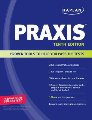 Kaplan Praxis 9781419552519