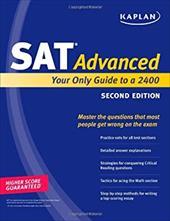 Kaplan SAT Advanced 6316184