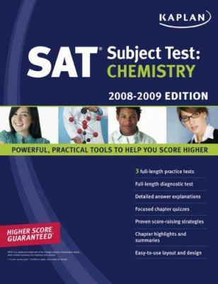 Kaplan SAT Subject Test: Chemistry 9781419551826