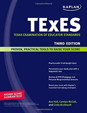 Kaplan TExES: The Texas Examination of Educator Standards 9781419552359