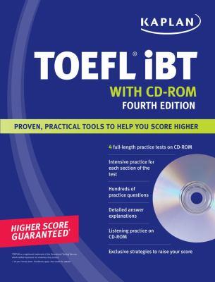 Kaplan TOEFL iBT [With 3 CDROMs] 9781419550270