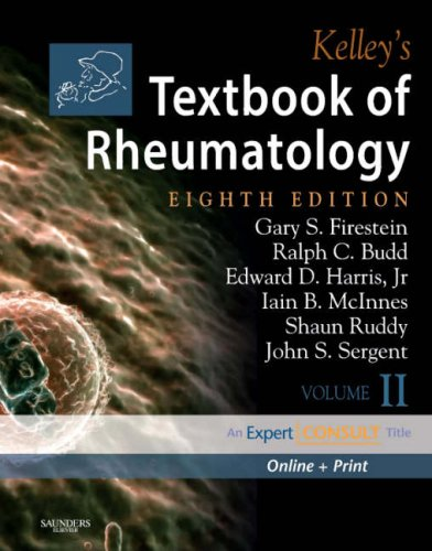 Kelley's Textbook of Rheumatology: 2-Volume Set, Expert Consult: Online and Print 9781416032854