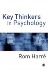Key Thinkers in Psychology