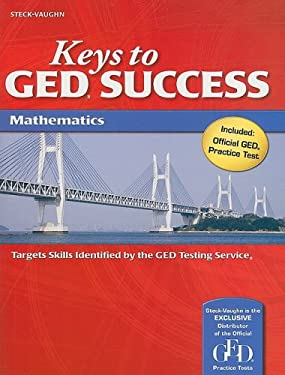 Keys to GED Success: Mathematics 9781419053474