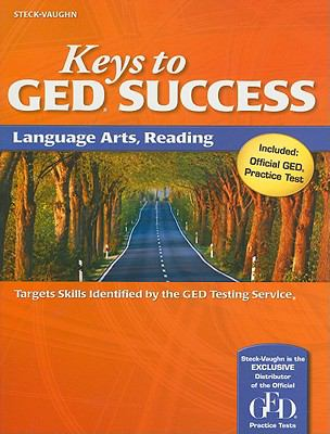 Keys to GED Success: Language Arts, Reading 9781419053498