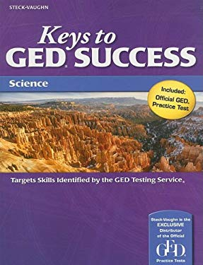 Keys to GED Success: Science 9781419053504
