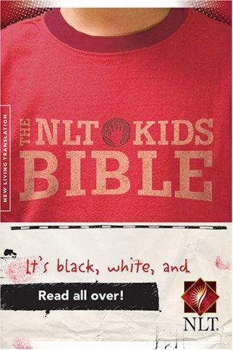 Kids Bible-NLT 9781414314501