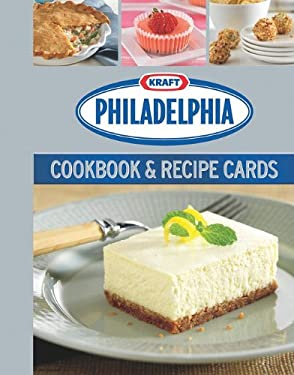 Kraft Philadelphia Cookbook & Recipes Cards