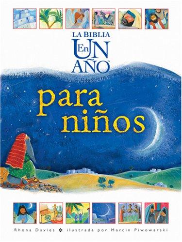 La Biblia en un Ano Para Ninos 9781414315003