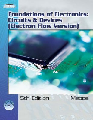 Lab Manual for Meade's Foundations of Electronics, 5th 9781418041830