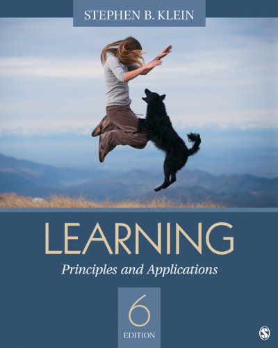 Learning: Principles and Applications 9781412987349