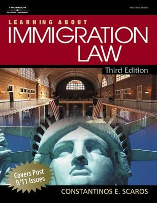 Learning about Immigration Law 9781418032593