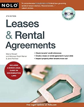 Leases & Rental Agreements [With CDROM] 9781413310511