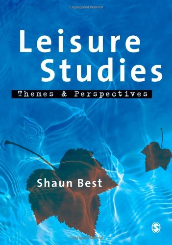 Leisure Studies: Themes and Perspectives 9781412903868
