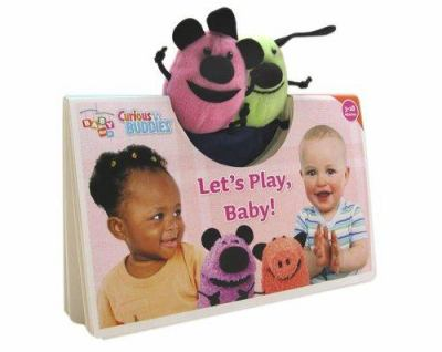 Let's Play, Baby! [With Two Finger Puppets] 9781416912095