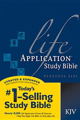 Life Application Study Bible-KJV-Personal Size 9781414314198