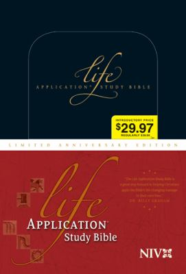 Life Application Study Bible-NIV-20th Anniversary 9781414332970