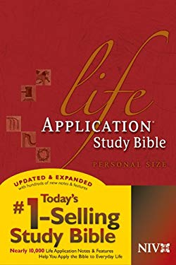 Life Application Study Bible-NIV-Personal Size 9781414324579