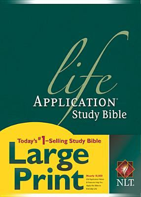 Life Application Study Bible-NLT-Large Print 9781414307206