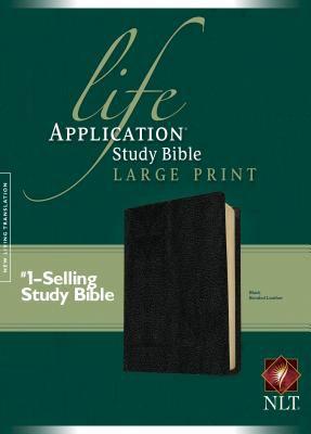 Life Application Study Bible-NLT-Large Print 9781414307220
