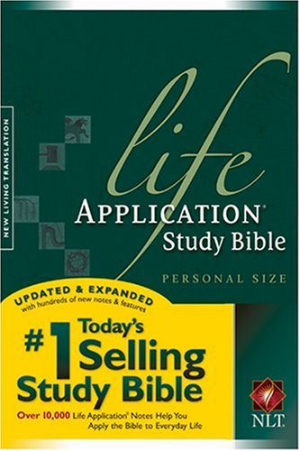 Life Application Study Bible-Nlt-Personal Size 9781414302584
