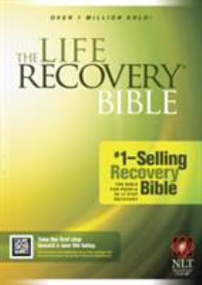 Life Recovery Bible-NLT 9781414309613