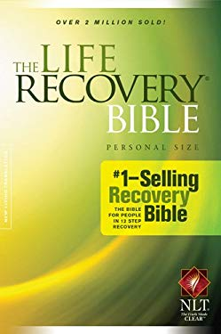 Life Recovery Bible-NLT-Personal Size 9781414316260