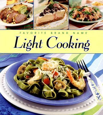 Light Cooking 9781412728003