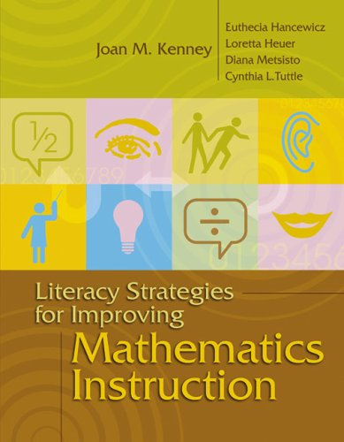 Literacy Strategies for Improving Mathematics Instruction 9781416602309