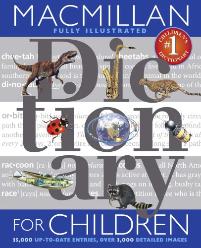 MacMillan Dictionary for Children 9781416939597