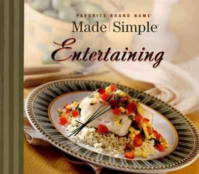 Made Simple Entertaining