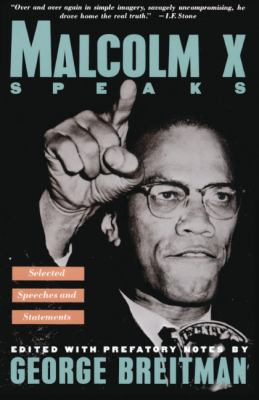 Malcom X Speaks: Selected Speeches and Statements 9781417627868