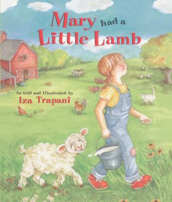 Mary Had a Little Lamb 9781417606269