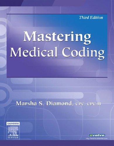 Mastering Medical Coding 9781416023951