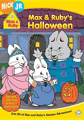 Max & Ruby: Max & Ruby's Halloween 9781415710074