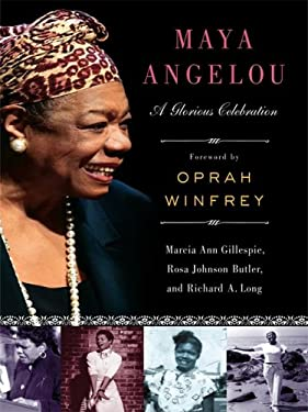 Maya Angelou: A Glorious Celebration 9781410409836