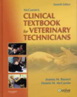 McCurnin's Clinical Textbook for Veterinary Technicians 9781416057000