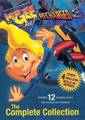 McGee and Me! Recharged 4-Pack DVD