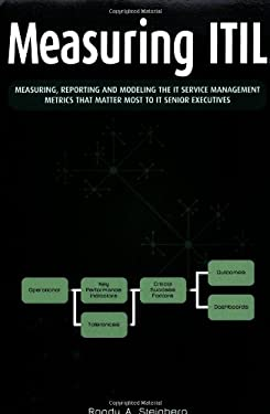 Measuring ITIL: Measuring, Reporting and Modeling - The IT Service Management Metrics That Matter Most to IT Senior Executives 9781412093927