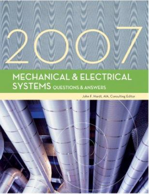 Mechanical & Electrical Systems: Questions & Answers 9781419596711