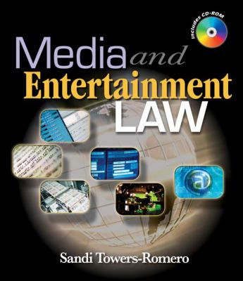 Media and Entertainment Law [With CDROM] 9781418039127