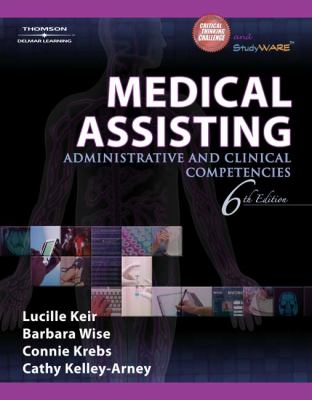 Medical Assisting: Administrative and Clinical Competencies [With CDROM] 9781418032661