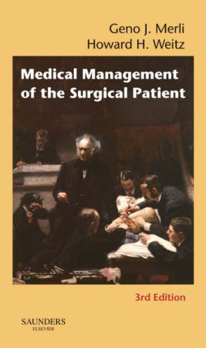 Medical Management of the Surgical Patient 9781416023852
