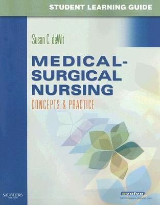Medical-Surgical Nursing: Concepts & Practice 9781416050117