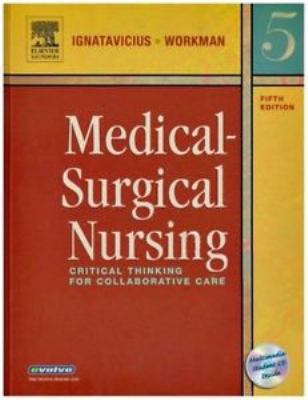 Medical-Surgical Nursing - Single Volume - Text with Free Study Guide Package: Critical Thinking for Collaborative Care 9781416066330