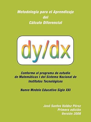 Metodologia Para El Aprendizaje del Calculo Diferencial 9781412097093