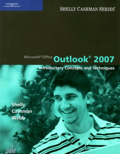 Microsoft Office Outlook 2007: Introductory Concepts and Techniques 9781418859787