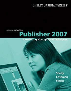 Microsoft Office Publisher: Introductory Concepts and Techniques 9781418843489